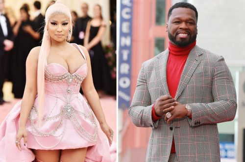 Here's Why 50 Cent Wants to Star in a Rom-Com With Nicki Minaj