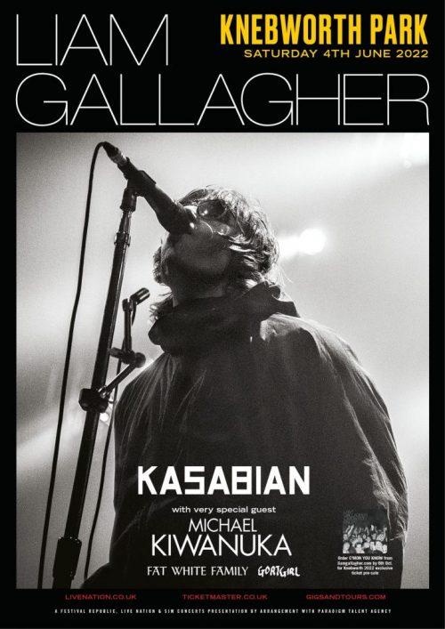 Liam Gallagher Announces New Album C'mon You Know