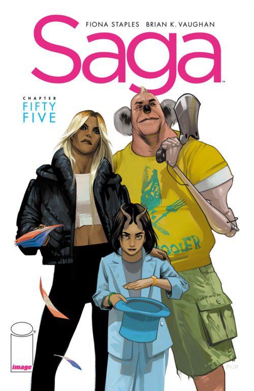 'Saga' Announces Comic Series Return Date