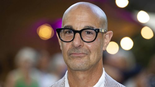Stanley Tucci Says He Was Still Recovering From Cancer Treatment While Filming 'Searching for Italy'