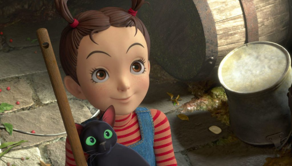 Studio Ghibli's 'Earwig and the Witch' Snared by Netflix