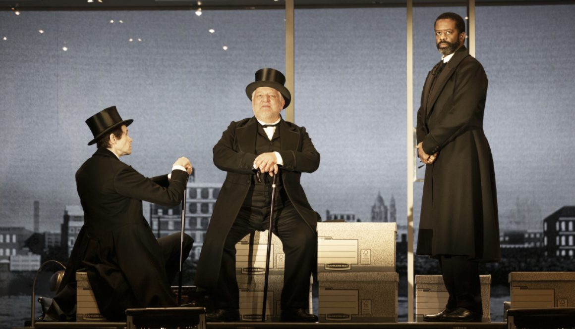 'The Lehman Trilogy' Review: A Dazzling Chronicle of the Rise and Fall of American Capitalism